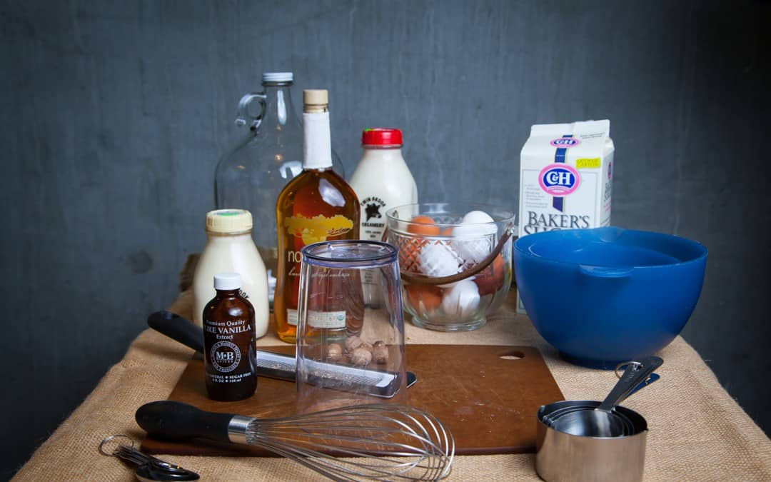 How to Make Cachaça-Spiked Eggnog from Scratch
