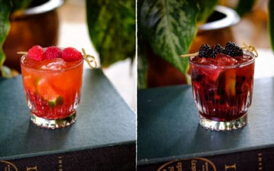 How to Customize a Caipirinha with Seasonal Fruit